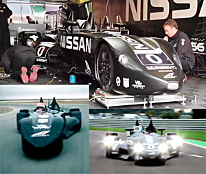 NISSAN-DELTAWING