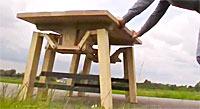 Walking-Table